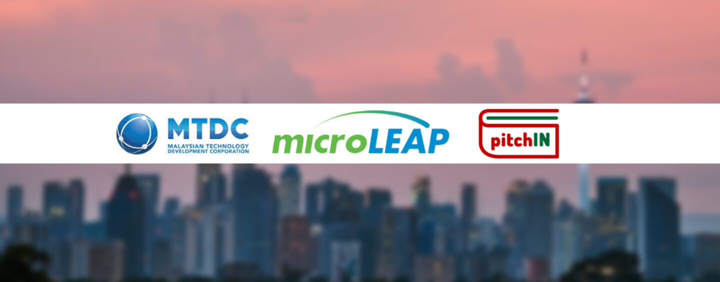 MTDC to Co-Invest up to 30% in P2P and ECF Campaigns with pitchIN and MicroLEAP