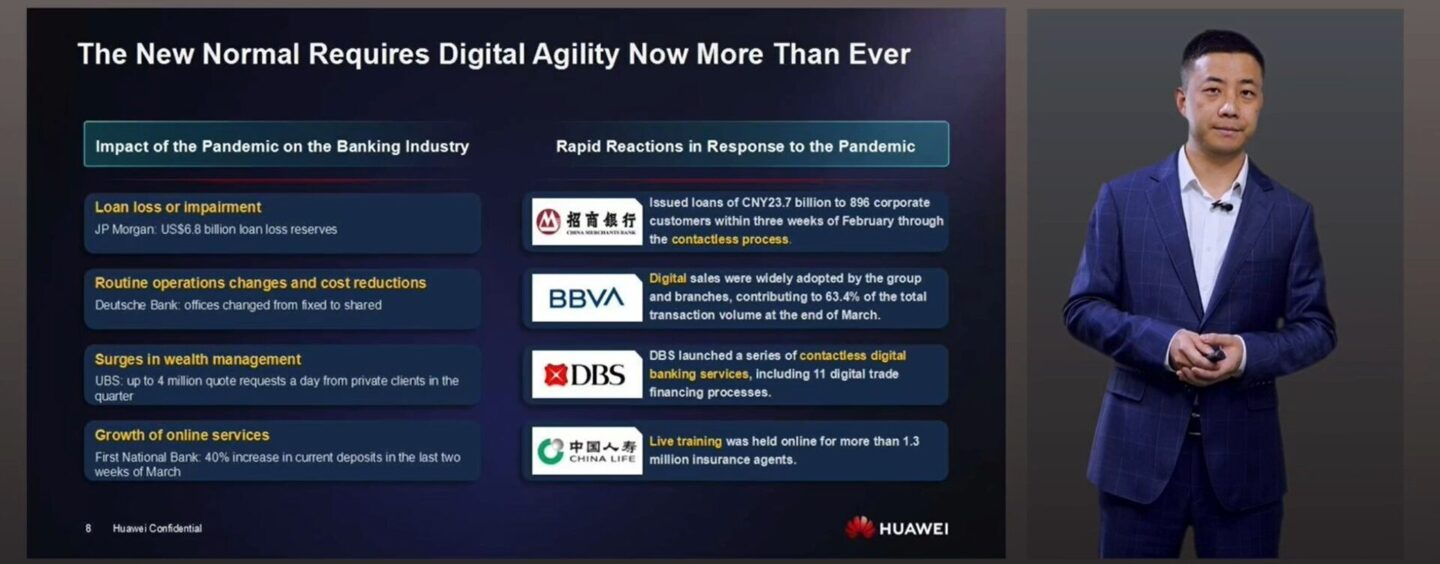 Huawei: To Fend Off Disruption Banks Need to Build Their Own Super App