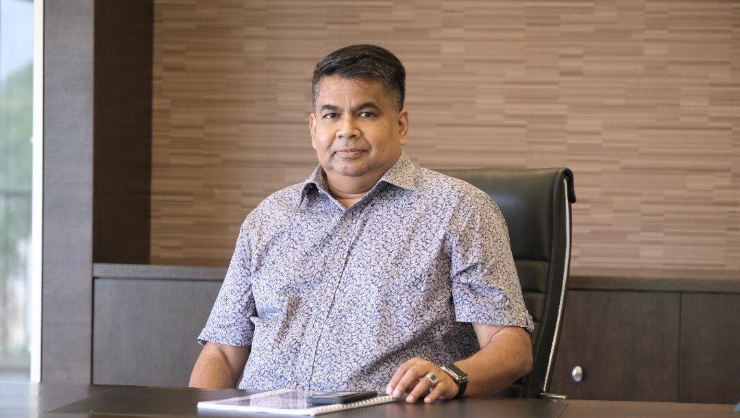Dr Rais Hussin, MDEC Chairman, Fintech Malaysia