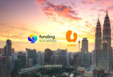 U Mobile to Offer Funding Societies' P2P Financing Solution to SMEs Via GoBiz