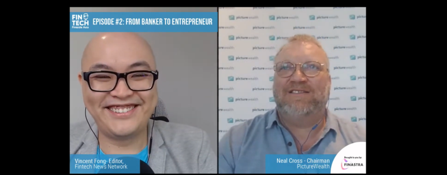 DBS Ex-Chief Innovation Officer Neal Cross Recounts His Journey from Banker to Entrepreneur