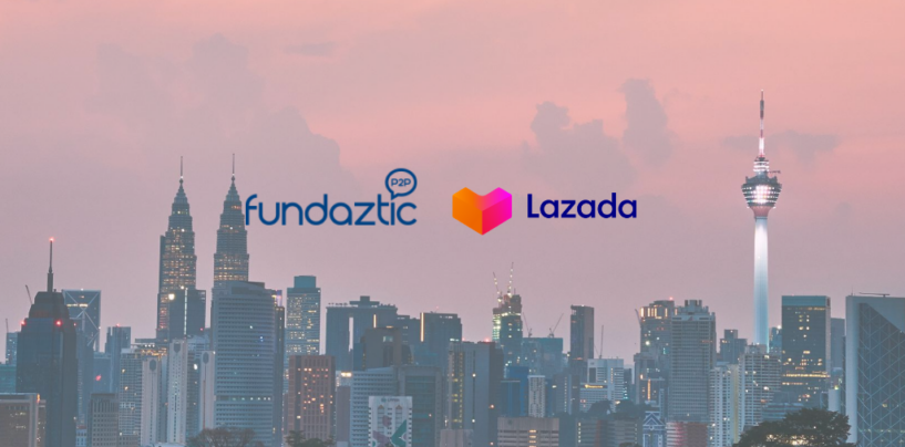 Fundaztic Partners With Lazada For Zero-Interest Financing for E-commerce Businesses