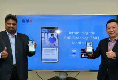 RHB Launches AI-Powered SME Financing App