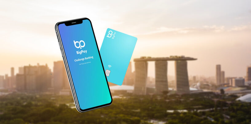 BigPay Expands Into Singapore as It Gears up for South East Asia