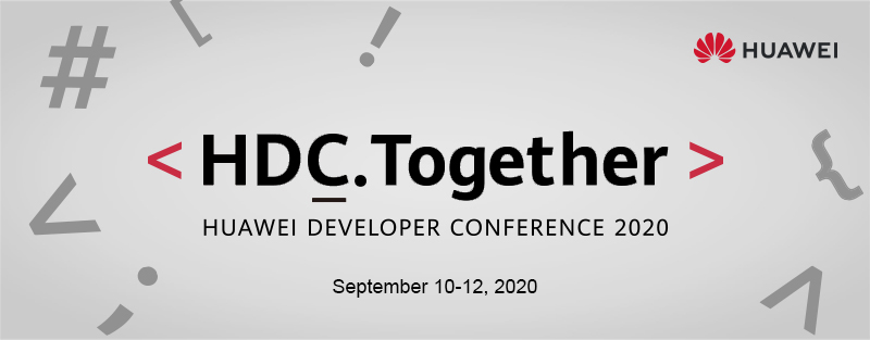 Huawei-Developer-Conference-2020