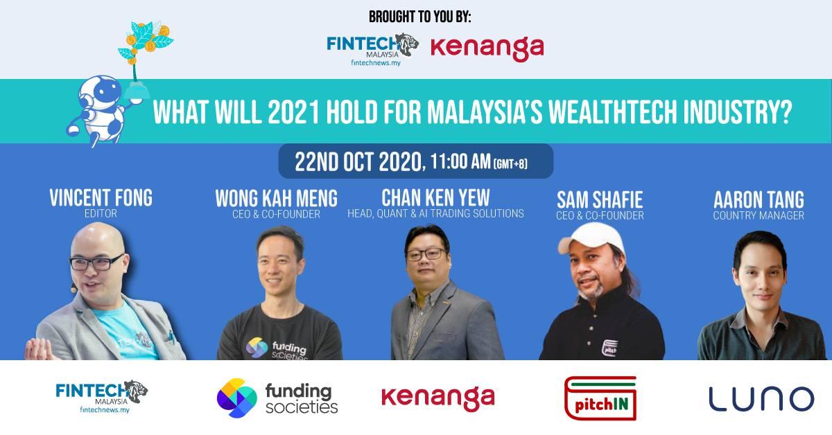 Malaysia Wealthtech Kenanga