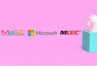 Microsoft, MDEC and MaGIC Aims to Nurture Malaysian Unicorns Through New Partnership