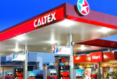 Caltex Now Offers ShopeePay as a Contactless Payment Option