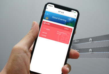 ICBC (Macau) Picks Huawei All-Flash Storage to Support Online Banking Boom