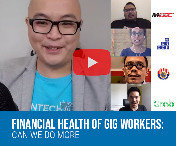 financial health gig workers side banner