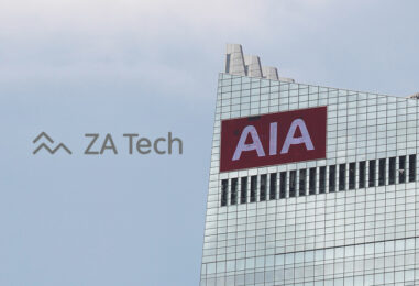 AIA Begins Regional Tie Up with ZA Tech in Malaysia