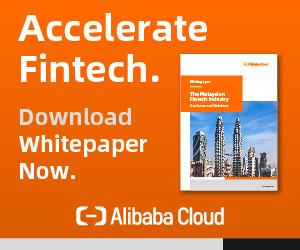 Alibaba cloud fintech accelerator