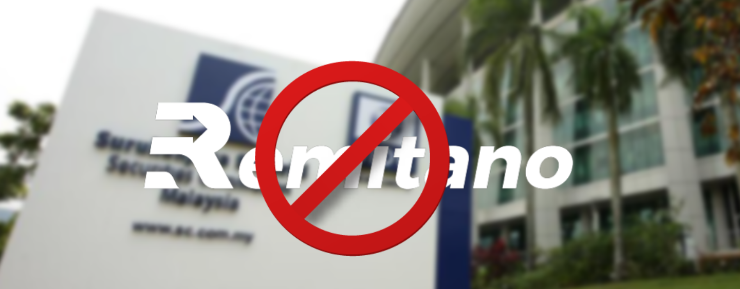 Securities Commission Seeks to Block Access to Remitano for Illegally Offering Crypto Services