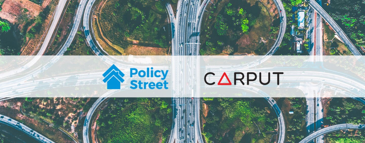 Carput Taps Policystreet.com's Platform to Offer Auto Insurance Services