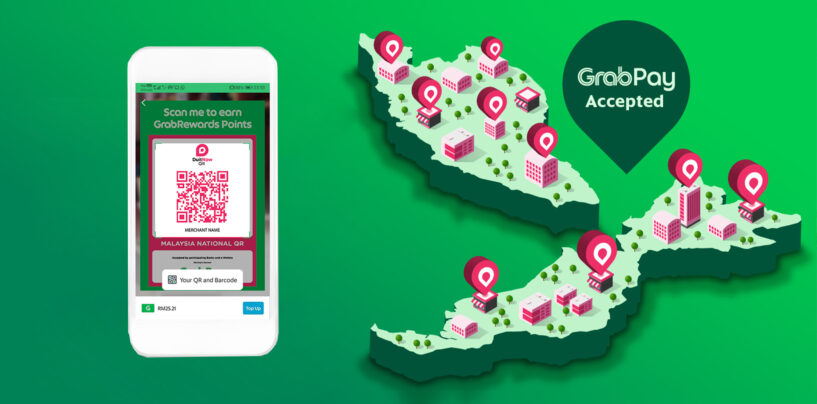 GrabPay Now Available Nationwide via DuitNow QR