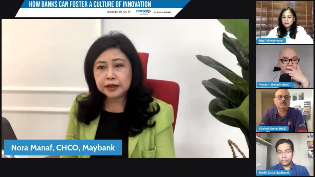 Nora A Manaf, group chief human capital officer at Maybank