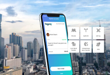 BigPay Pushes Into Thailand With Acquisition of Gojek's Thai Payment Business