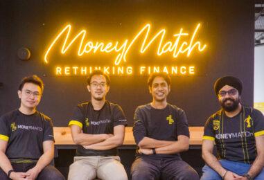 MoneyMatch Raises RM 18 Million Led by KAF Investment Bank, Confirms Digital Banking Bid