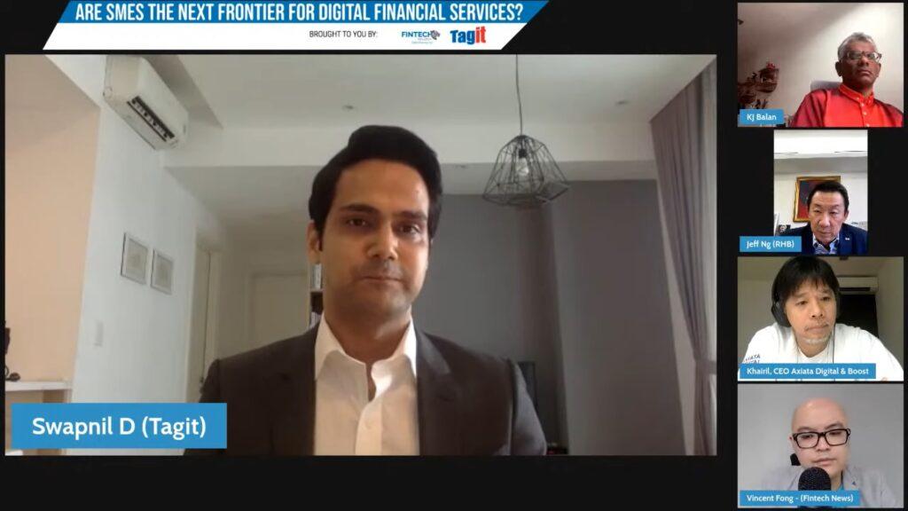 Swapnil Deshmukh, Director of Business Development, Tagit