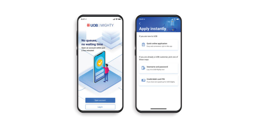 UOB Malaysia Rolls Out in-App Digital Account Opening