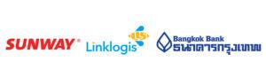 Sunway-LinkLogis-Bangkok Bank